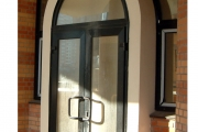 двери  арочные фото 1