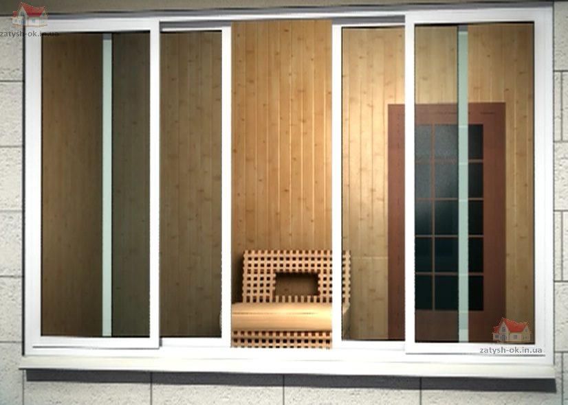 Купить детали для балконных пластиковых раздвижных дверей..