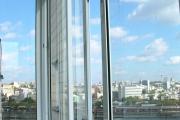 раздвижные балконы киев