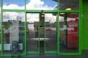 Фасадне скління і алюмінієві двері в Гостомелі фото 1