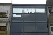 фасадне скління умань фото 3