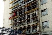 Фасадное остекление Киев 40 лет Октября (1)