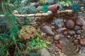 водопад в зимнем саду 3
