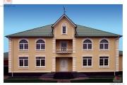 5.1 Дом в Гатне (Металопластиковые окна со шпросами)1