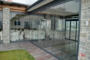 стеклянные перегородки в доме киев цена фото9
