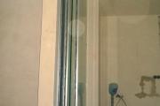 стеклянные раздвижные двери фото 3