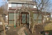 Зимний сад Киев Осокорки Alutech (6)