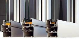 холодный профиль для алюминиевых окон и дверей фото1