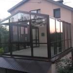 Зимний сад Стоянка фото