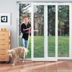 паралельно-зсувні двері