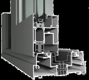 подъемно-раздвижные двери