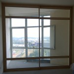 раздвижные двери Alumil M14000 фото