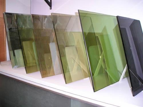 Виды стекол: тонированное стекло фото 7