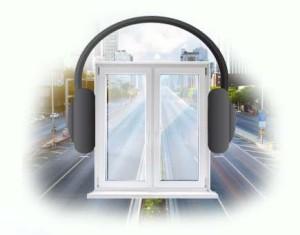 мифы об окнах: шумоизоляция