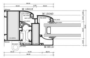 Alumil M15000 Presige схемафото1
