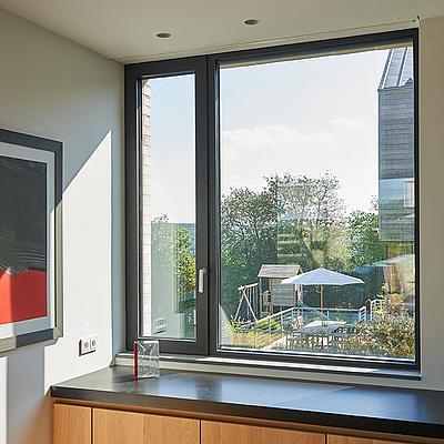 преимущества алюминиевых окон и дверей фото
