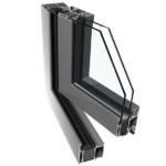 ponzio pe68hi купить алюминиевые окна