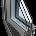 алюминиевое окно Ponzio pe96